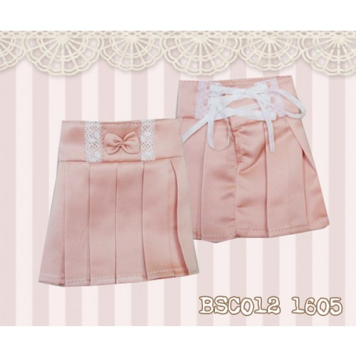 1/4 High-waisted Pleated skirt - BSC012 1605