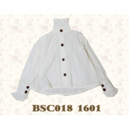 1/3 Benjament Shirt- BSC018 1601 (Prime white)