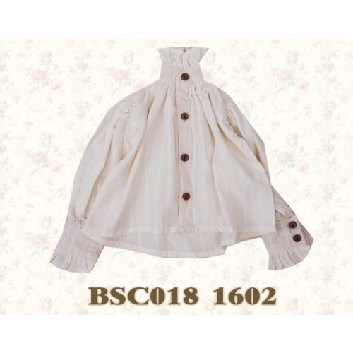 1/3 Benjament Shirt- BSC018 1602 (Tea dyed)