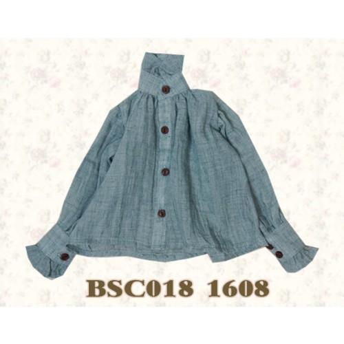 1/4 Benjament Shirt- BSC018 1608