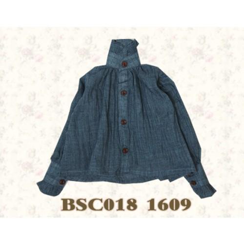 1/4 Benjament Shirt- BSC018 1609