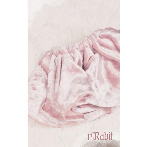 1/3 Velvet Skirt - BSC019 1701 (Pink)
