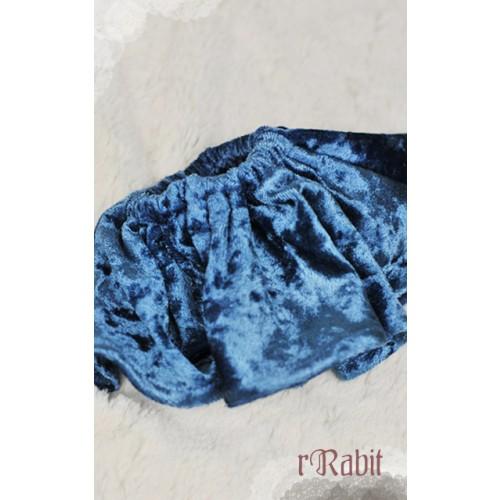 1/4 Velvet Skirt - BSC019 1702 (Demin)