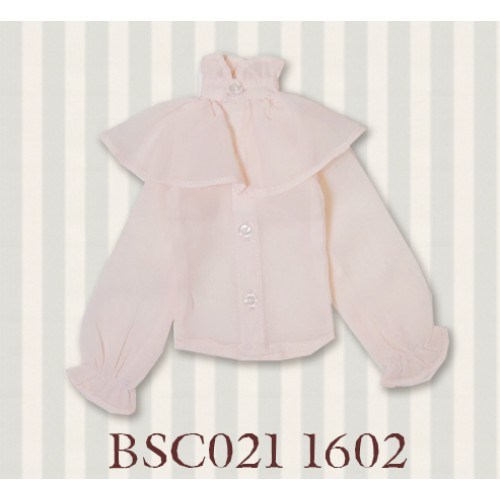 1/4 MSD MDD size *Alice Shirt*BSC021 1602 (Light Pink)