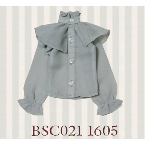 1/3 SD10/16/DD size 1/3 Girl & Slim Boy*Alice Shirt*BSC021 1605 (Light Grey)