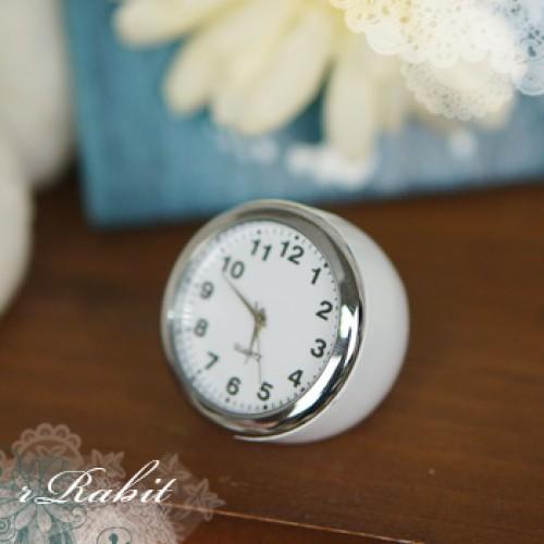 Candy Clock ★ White