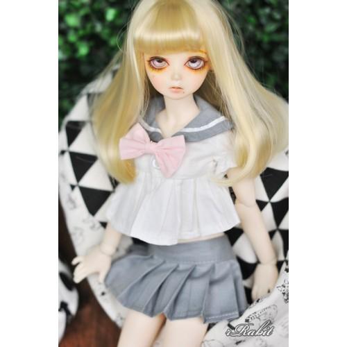 1/4 MSD MDD Holiday Angel Philia - Sailor Cute Dress Set - CP010 003 (Grey)