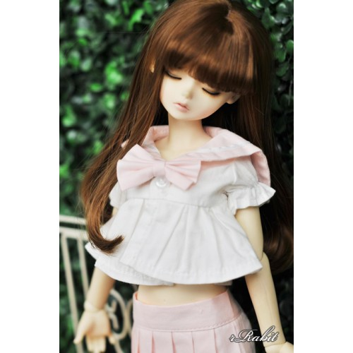 1/4 MSD MDD Holiday Angel Philia - Sailor Cute Dress Set - CP010 004 (Sakura)