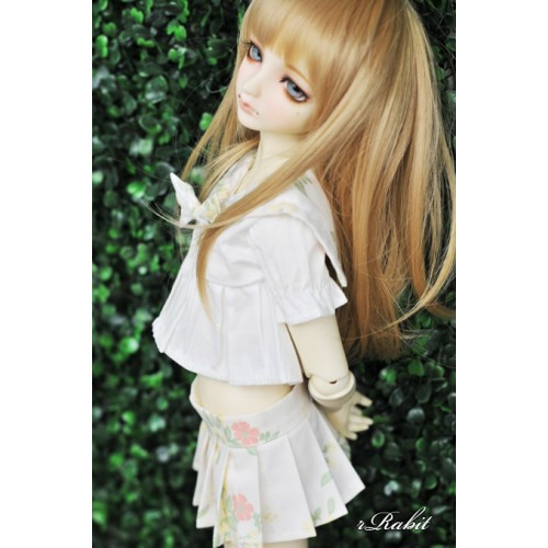 1/4 MSD MDD Holiday Angel Philia - Sailor Cute Dress Set - CP010 012 (Floral Summer)