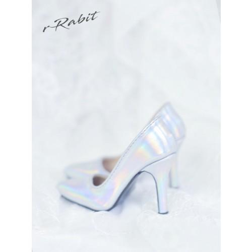 [Pre]Queen's heels ✚16G HighHeels/1/3 Girls/DD [DA002] - Sliver Laser