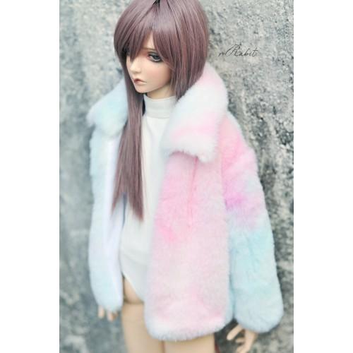 1/3 Sugar Fur Coat - DF003 1904 (Candy)