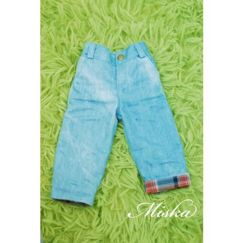 Miska Homme - 1/4 Capri Pants - HEM005 006
