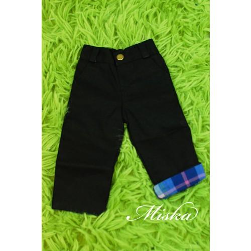 Miska Homme - 1/3 Capri Pants - HEM005 007