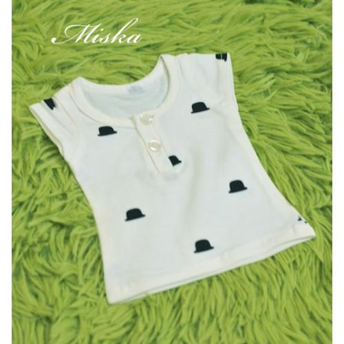 Miska Homme - 1/4 Summer Tee - HEM008 004