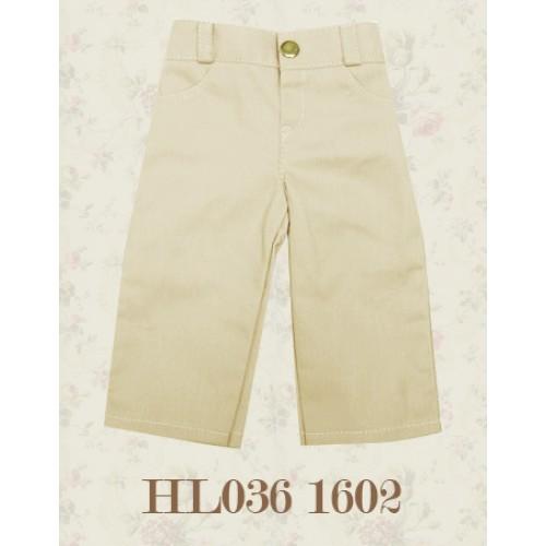 1/4 *Long Shorts * HL036 1602