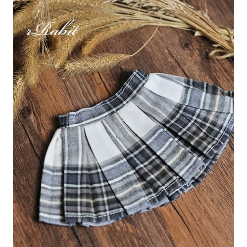 1/4 School Skirt - KC006 1807
