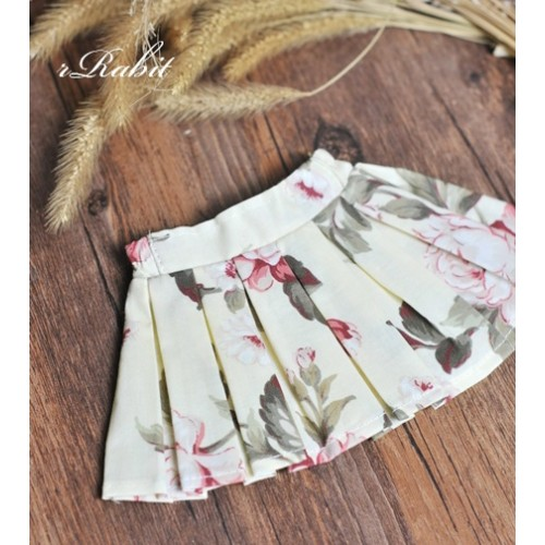 1/4 School Skirt - KC006 1821