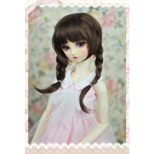 Miska*Wig 1/3 KS002 Darkchoco