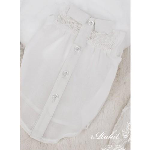 1/3 SD10/13/16 DD Sleeveless shirt - LC005 1701 (White)