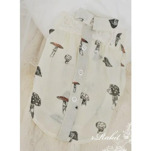 1/3 SD10/13/16 DD Sleeveless shirt - LC005 1708 (Ivory Mushroom)