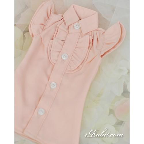 1/3 SD10/13/16 DD Butterfly-sleeve shirt shirt - LC015 1705 (Salmon)
