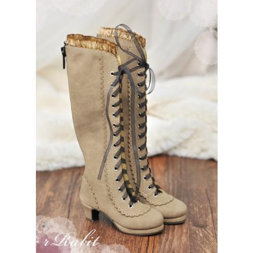 1/3 SD10/13 - LG002 Carving long boot - Macchiato