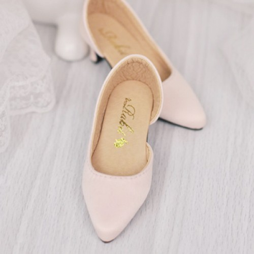 SD10/13 Girl d'Orsay pumps (Normal Feet use) LG006 Shell Pink