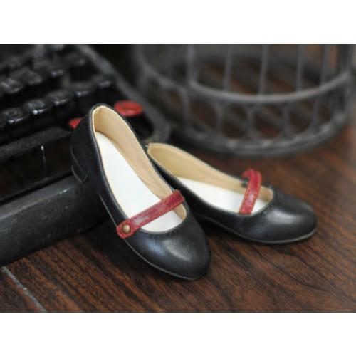 1/4 Sugar Dolly Shoes LG008 - Black