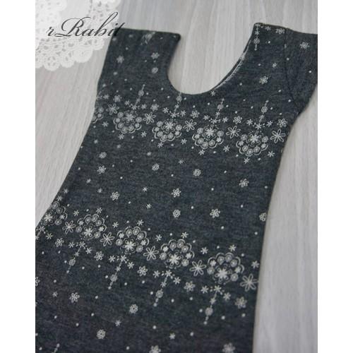 1/4*Short Sleeve Tee Shirt*MG013 1604