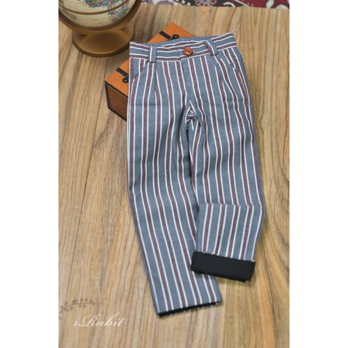 1/3 [Capri Pants] MG029 1801