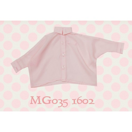 1/3 Flying squirrel sleeve chiffon shirt - MG035 1602