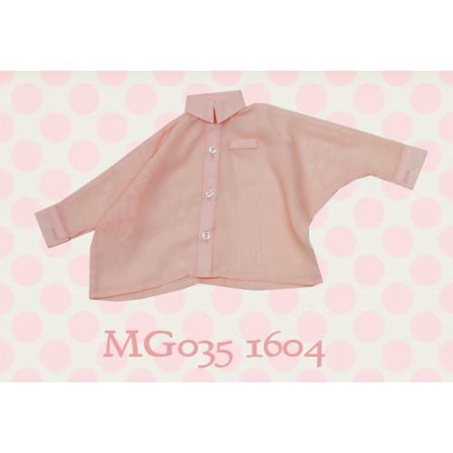 1/3 Flying squirrel sleeve chiffon shirt - MG035 1604