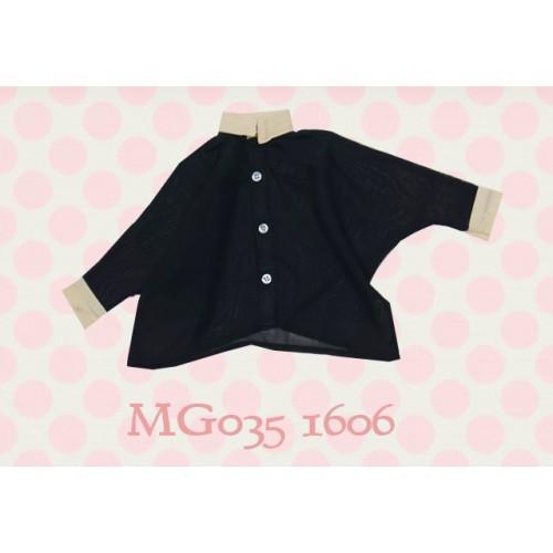 1/3 Flying squirrel sleeve chiffon shirt - MG035 1606
