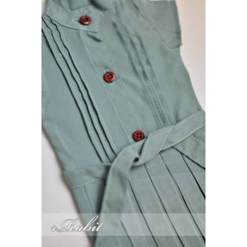 1/4 S/S One piece Decent dress -MG037 1515