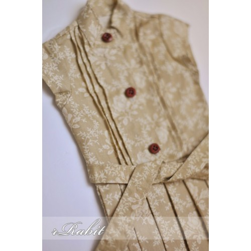 1/4 S/S One piece Decent dress -MG037 1524