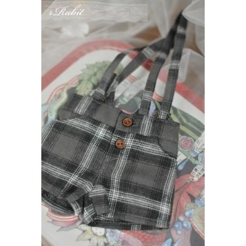 1/4  *Suspenders Short MG053 1802