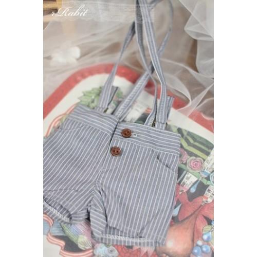 1/4  *Suspenders Short MG053 1807