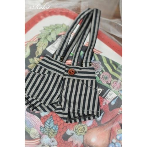 1/4  *Suspenders Short MG053 1813