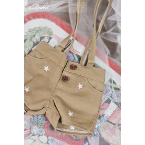 1/4  *Suspenders Short MG053 1817