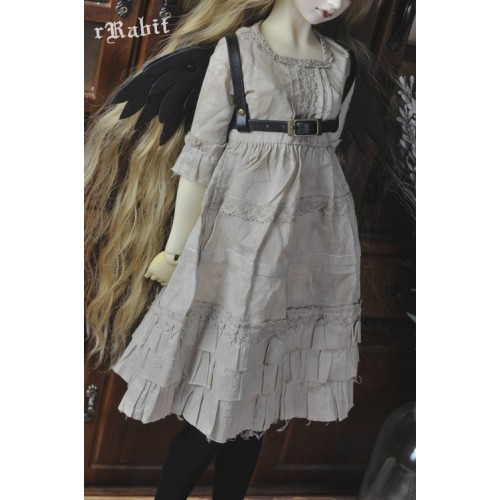 1/3 Girl [Lost Mist Bird] - Grey Dress