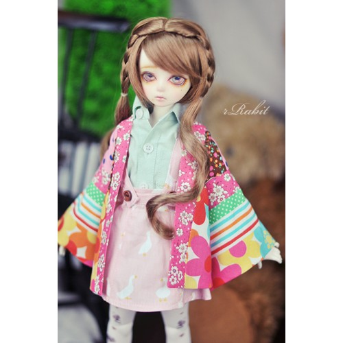 [HKDV01] Event Limited - 1/4 Haori Coat 羽織 - Children 's Garden 童稚之園