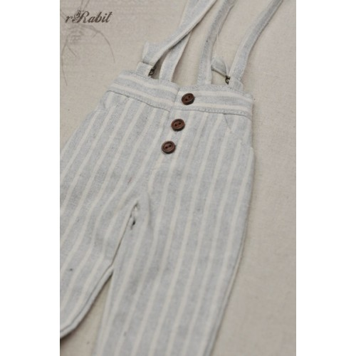 1/4 Antique Suspender pants MG052 1604
