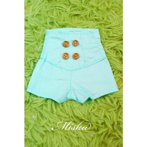 MISKA*1/3 Back tying Shorts - MSK016 005