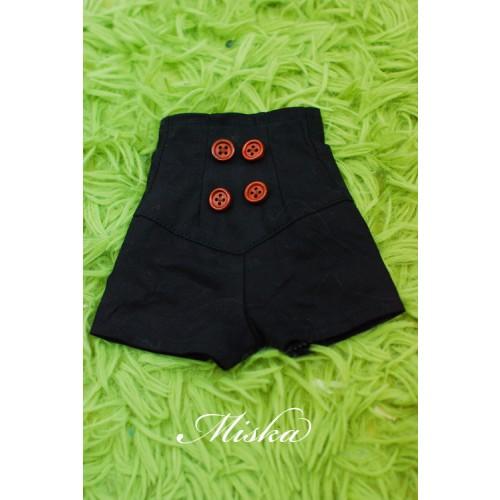 MISKA*1/3 Back tying Shorts - MSK016 007