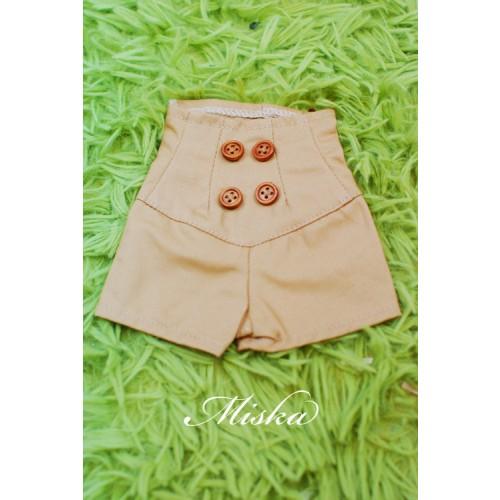 MISKA*1/3 Back tying Shorts - MSK016 008