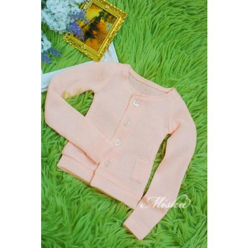 1/3 Cute Round Neckline Sweater coat MSK020 003