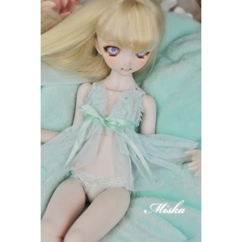 [Miska]1/3 Girl -SD10/13/16,DD [Private Party] - Sexy lingerie skirt - MSK023 005 (Mint)