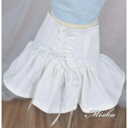 Miska+High Waisted A-line skirt MSK029 001