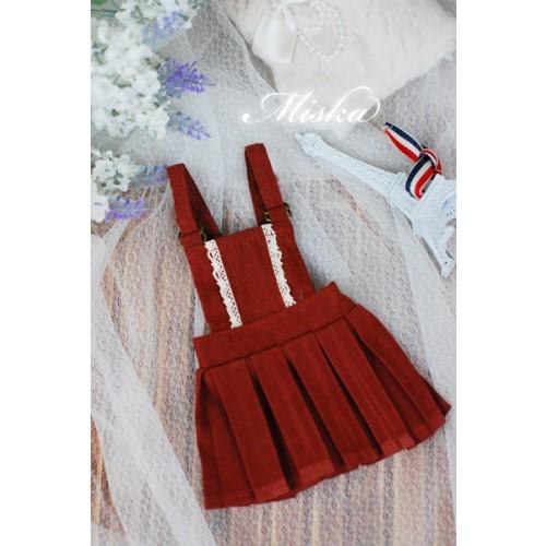 MISKA*1/4 Jumper  Pleated skirt - MSK032 003