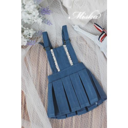 MISKA*1/4 Jumper  Pleated skirt - MSK032 004